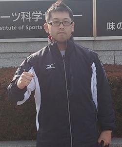 代表師範 長田 康秀